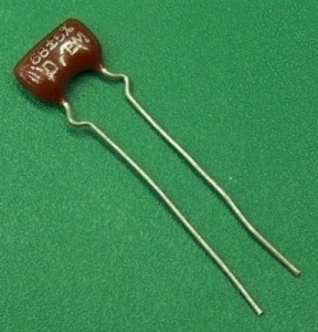 5pcs 68pf 500v ± 1/% Silver Mica Capacitor