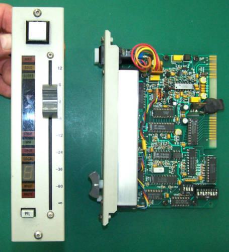 Used Sony Mxp 3000 Vca Fader Module T 9413 673 7 Good