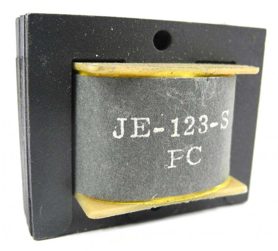Used Jensen JE-123-SPC PC Mount Quadfilar 600 Ohm Line Output Transformer   TR