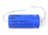 Sprague ATOM TVA-1103 500 uF 6 VDC 85° Electrolyitc Capacitor New