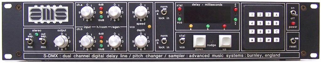 AMS S-SDMX / Studio Electronic Burbank CA