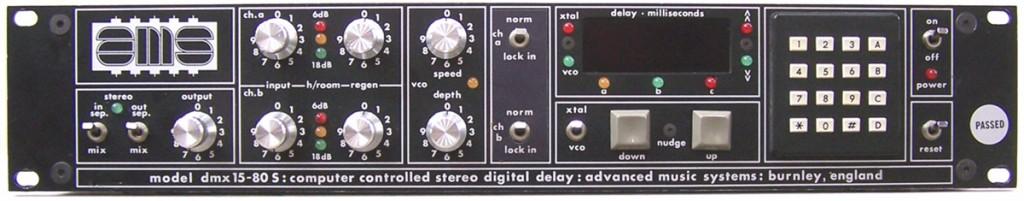 AMS DMX15-80-S / Studio Electronic Burbank CA